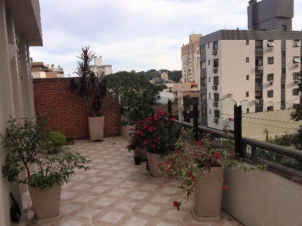 Edifício Marga - Cobertura 2 Dorm, Jardim Botânico, Porto Alegre - Foto 4