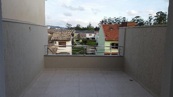 Condominio Residencial Vale Verde - Casa 2 Dorm, Hípica, Porto Alegre - Foto 11