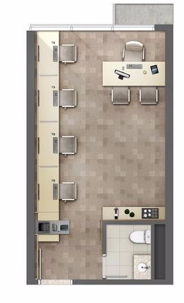 Medplex - Sala 99 Dorm, Santana, Porto Alegre (102751) - Foto 10