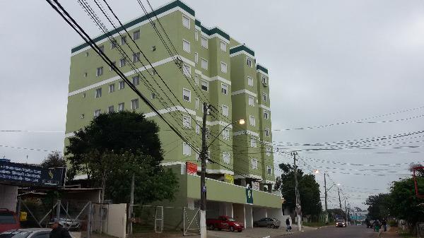 Apto 2 Dorm, Santa Cruz, Gravataí (102796)