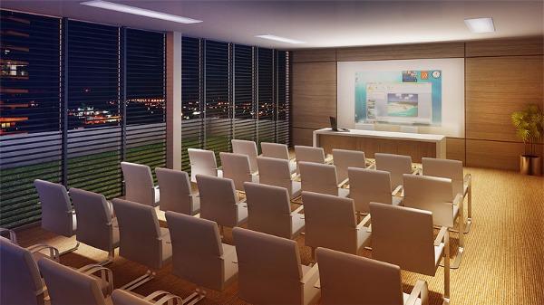 Neo 360º Corporate  (Comercial)  - Torre 2 - Sala, Petrópolis (102915) - Foto 5