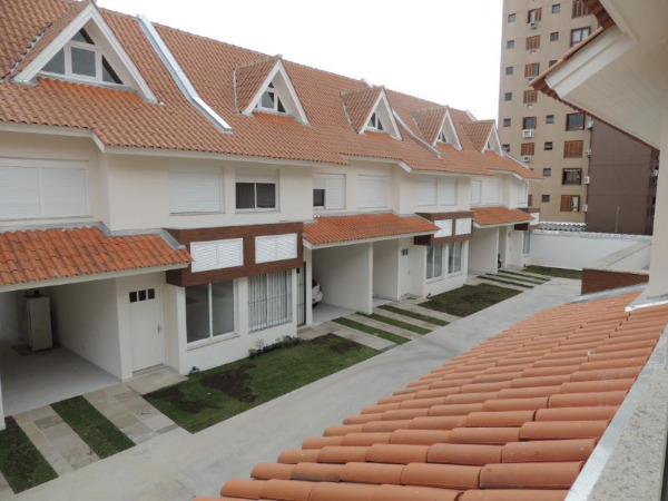 Condominio Bárbara - Casa 3 Dorm, Jardim Itu Sabará, Porto Alegre - Foto 2