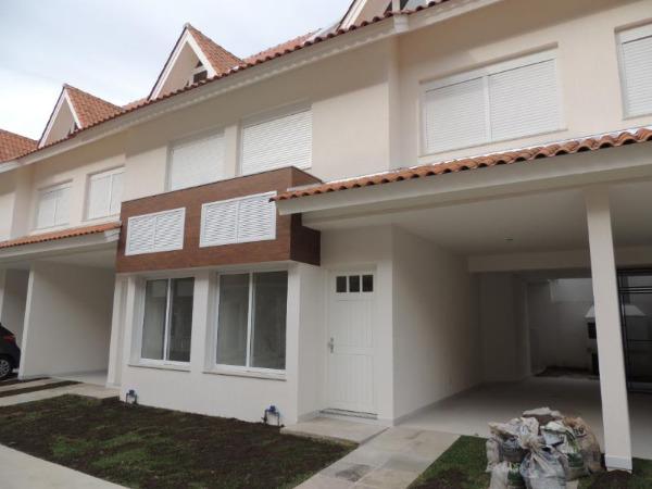 Condominio Bárbara - Casa 3 Dorm, Jardim Itu Sabará, Porto Alegre