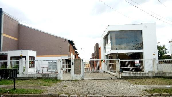 Residencial Paris - Casa 2 Dorm, Protásio Alves, Porto Alegre (103015)