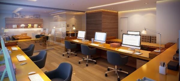 Greenwich Business Center - Sala, Menino Deus, Porto Alegre (103103) - Foto 4