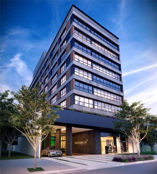 Greenwich Business Center - Sala, Menino Deus, Porto Alegre (103103)