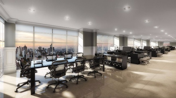Axis Office - Sala 99 Dorm, Petrópolis, Porto Alegre (103288) - Foto 8