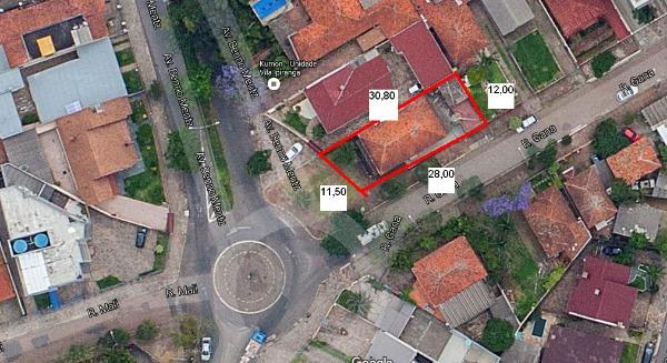 Terreno - Terreno, Vila Ipiranga, Porto Alegre (103318)