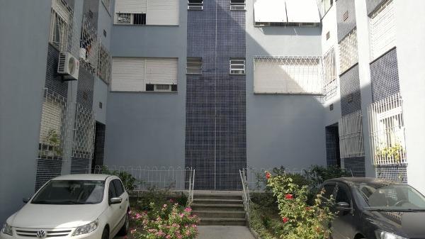 Condomínio João Correa - Apto 1 Dorm, Passo da Areia, Porto Alegre - Foto 3