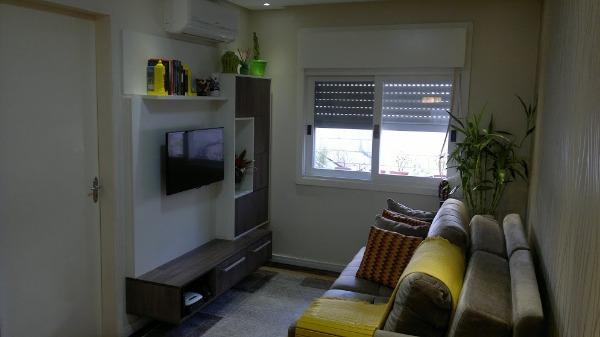 Condomínio João Correa - Apto 1 Dorm, Passo da Areia, Porto Alegre - Foto 5