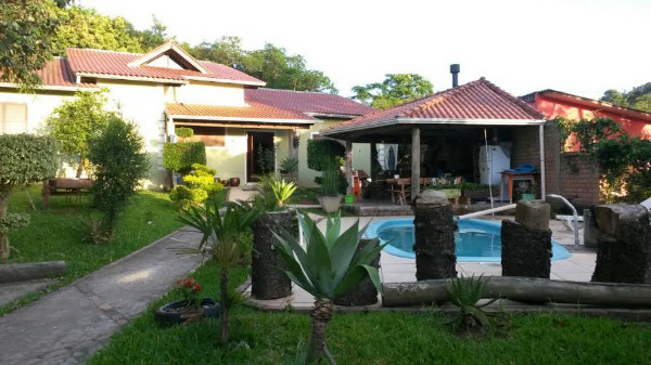 Casa 4 Dorm, Aberta dos Morros, Porto Alegre (103459)
