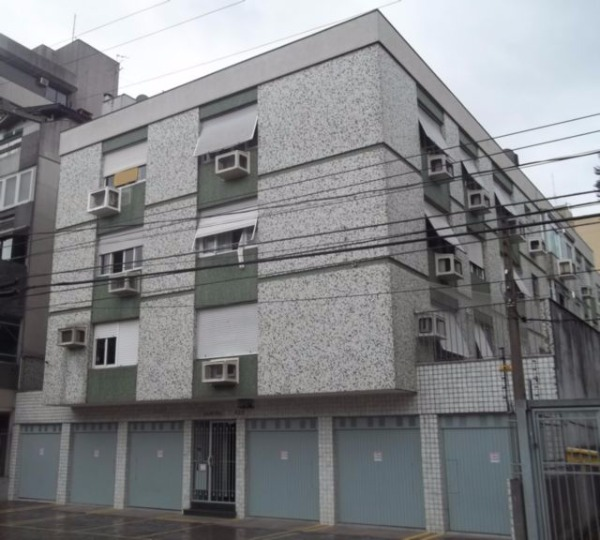 Edifício Daniel - Apto 2 Dorm, Menino Deus, Porto Alegre (103498)