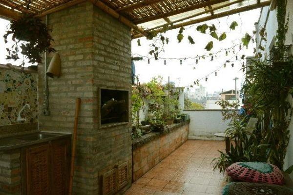 Cobertura 2 Dorm, Rio Branco, Porto Alegre - Foto 20