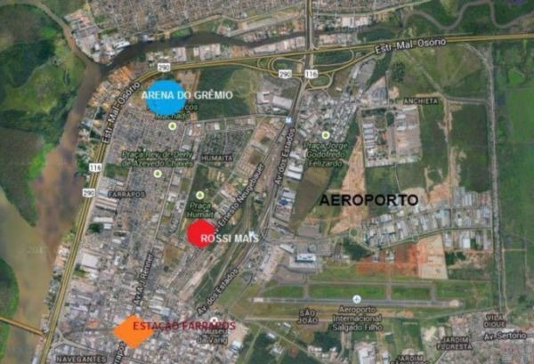 Rossi Mais - Apto 3 Dorm, Humaitá, Porto Alegre (103682) - Foto 12