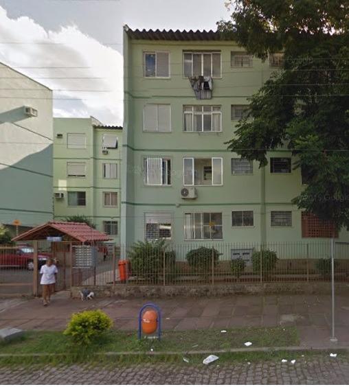 Edifício Rio Paraguai - Apto 2 Dorm, Humaitá, Porto Alegre (103771)