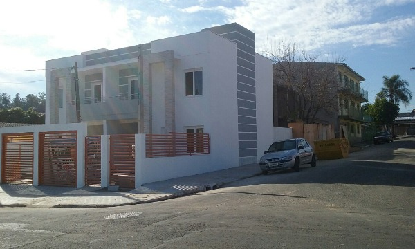 Residencial Esteio - Sobrado 3 Dorm, Parque Amador, Esteio (104111)