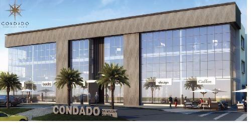 Condado Corporate Center - Sala, Zona Nova, Capão da Canoa (104151)