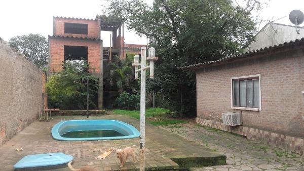 Terreno com Benfeitorias - Terreno 4 Dorm, Santa Tereza, Porto Alegre - Foto 2