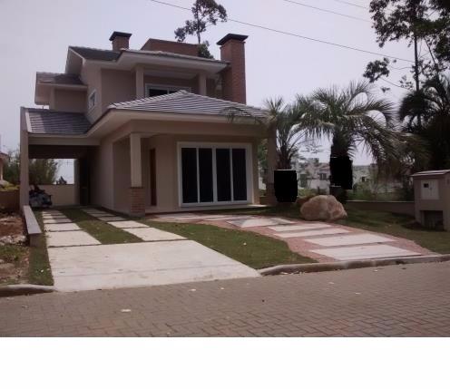 Buena Vista - Casa 3 Dorm, Jardim Krahe, Viamão (104238)