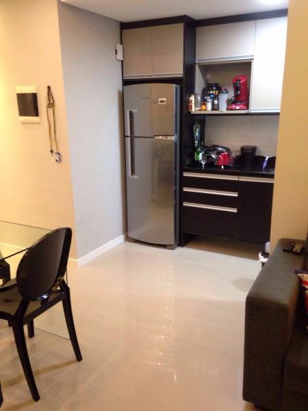 Condomínio Residencial Dona Irena - Apto 1 Dorm, Niterói, Canoas - Foto 9