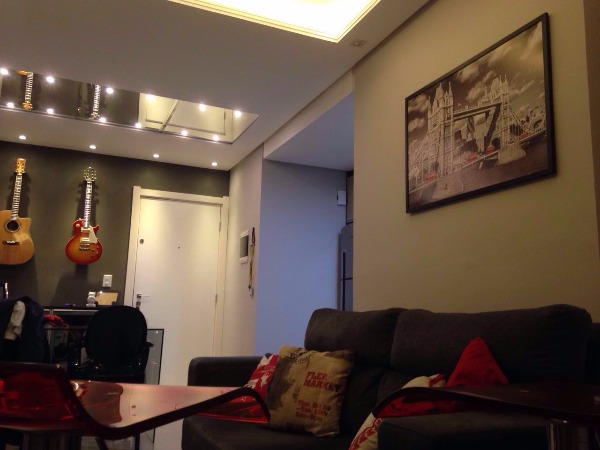 Condomínio Residencial Dona Irena - Apto 1 Dorm, Niterói, Canoas - Foto 3