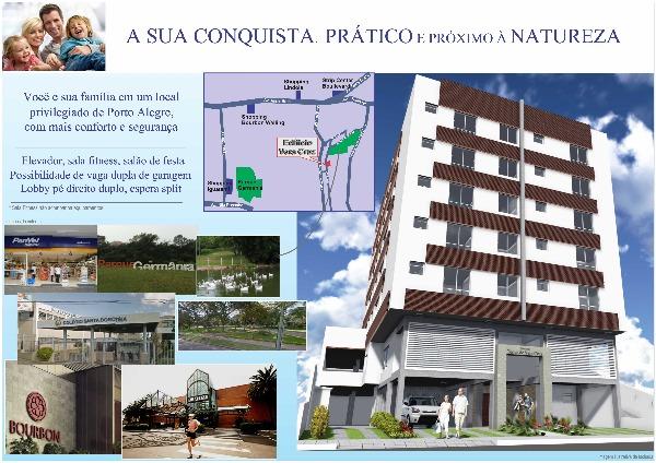 Terra de Vera Cruz - Apto 3 Dorm, Vila Ipiranga, Porto Alegre (104300)