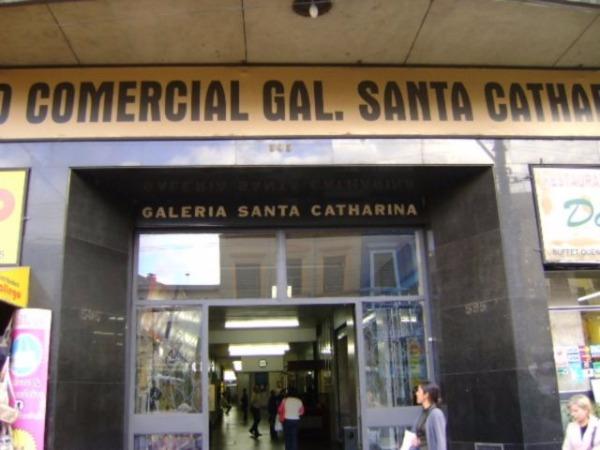 Edifício Santa Catarina - Sala, Centro Histórico, Porto Alegre - Foto 2