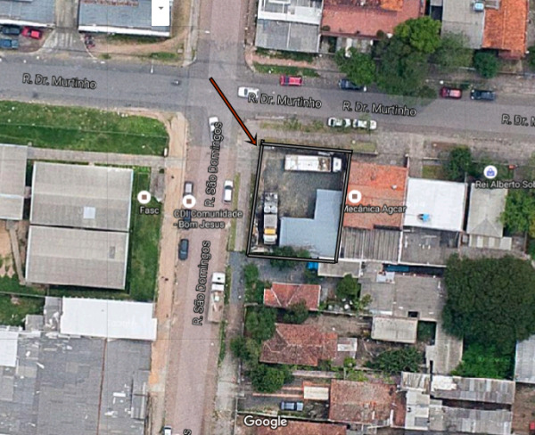 Ducati Imóveis - Terreno, Bom Jesus, Porto Alegre - Foto 3