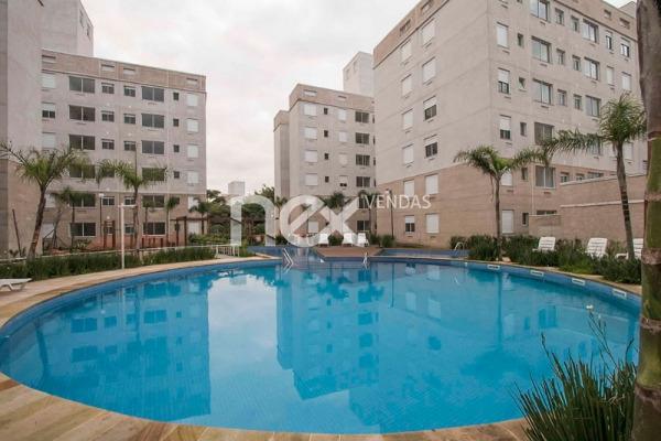 Reserva Ipanema - Apto 2 Dorm, Cavalhada, Porto Alegre (104761)