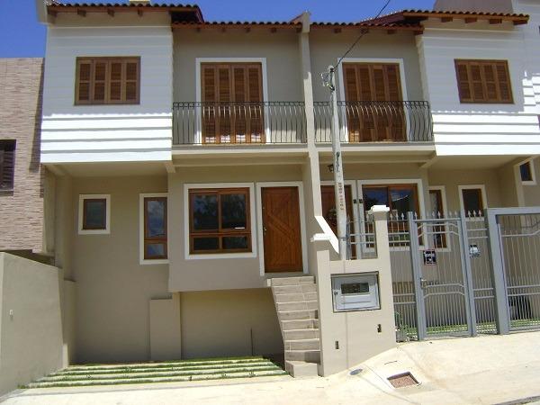 Parque Residencial Renascença - Sobrado 3 Dorm, Dom Feliciano (104915)