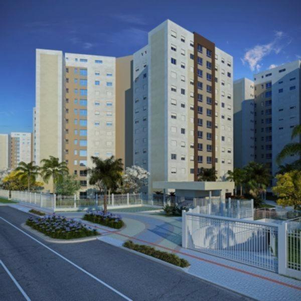 Life Park - Apto 2 Dorm, Marechal Rondon, Canoas (104935) - Foto 2