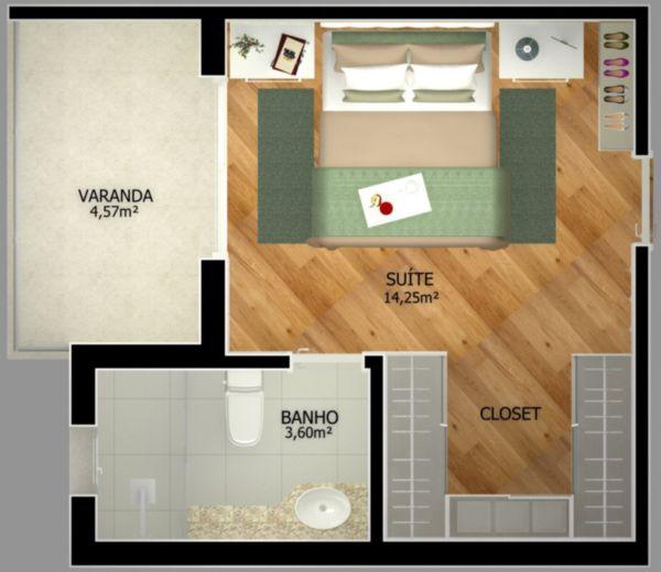 Moinhos de Ventos - Casa 3 Dorm, Moinhos de Vento, Canoas (105048) - Foto 7