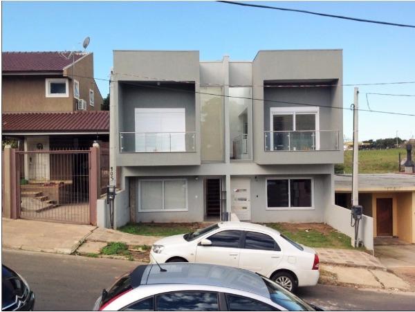 Residencial Verdes Campos - Casa 3 Dorm, Mário Quintana, Porto Alegre