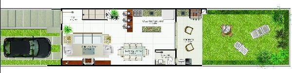 Residencial Verdes Campos - Casa 3 Dorm, Mário Quintana, Porto Alegre - Foto 13