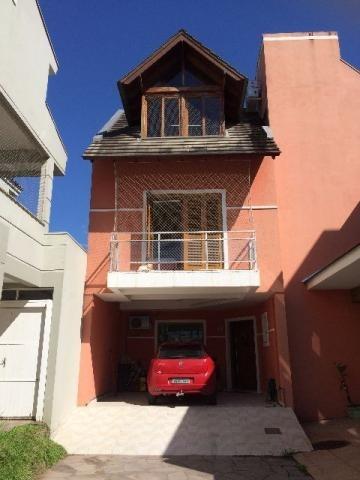 Ecoville - Casa 4 Dorm, Sarandi, Porto Alegre (105373)