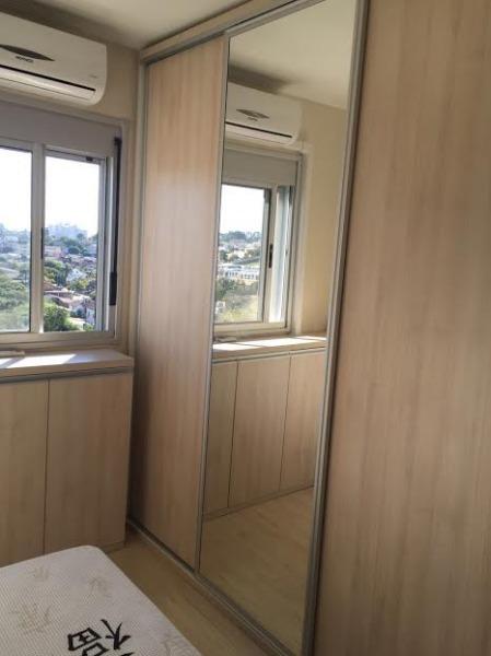 Condomínio Residencial Morada de Cascais - Apto 2 Dorm, Porto Alegre - Foto 11