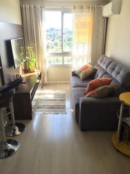 Condomínio Residencial Morada de Cascais - Apto 2 Dorm, Porto Alegre - Foto 4