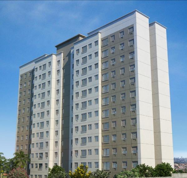 Condomínio Residencial Morada de Cascais - Apto 2 Dorm, Porto Alegre