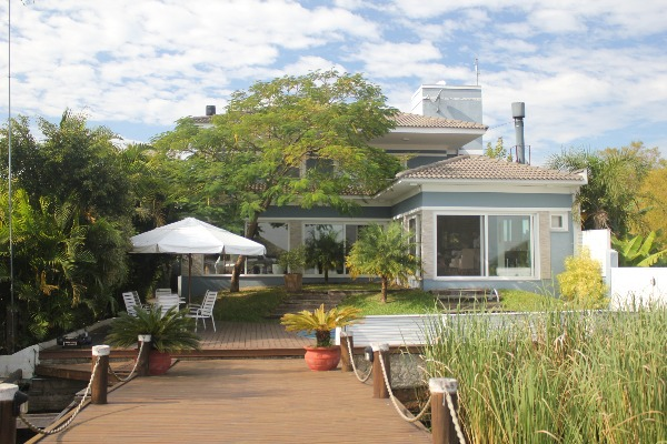 Ilha Grande dos Marinheiros - Casa 3 Dorm, Arquipélago, Porto Alegre