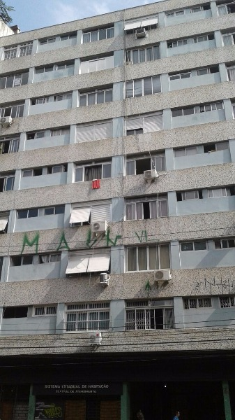 Edificio Saga - Apto 9 Dorm, Centro Histórico, Porto Alegre (105815)