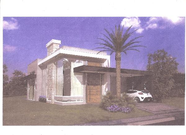 Casa em Construçaõ - Casa 4 Dorm, Atlântida, Xangri-lá (106447) - Foto 2