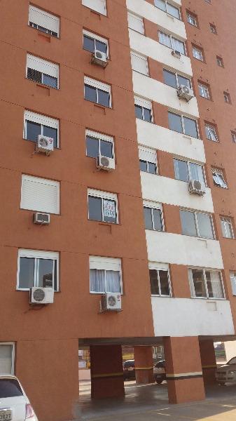 Residêncial Ubano - Apto 2 Dorm, Azenha, Porto Alegre (106652) - Foto 2