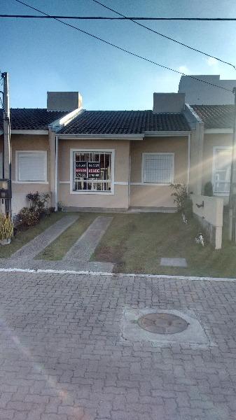 Condomínio Residencial São João - Casa 2 Dorm, Olaria, Canoas (106653)