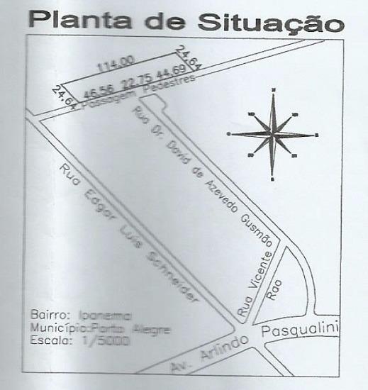 Terreno - Terreno, Ipanema, Porto Alegre (106707) - Foto 4
