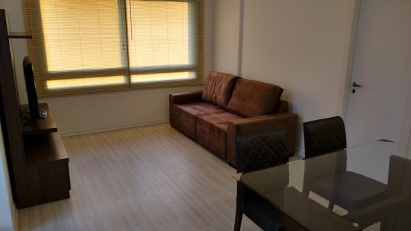 Condomínio Nine - Apto 1 Dorm, Jardim Botânico, Porto Alegre (106731) - Foto 6