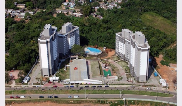 Rossi Caribe - Apto 2 Dorm, Jardim Carvalho, Porto Alegre (106756) - Foto 36