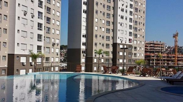 Rossi Caribe - Apto 2 Dorm, Jardim Carvalho, Porto Alegre (106756)