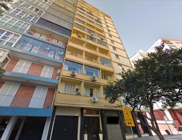 Edifício Radar - Apto 2 Dorm, Centro Histórico, Porto Alegre (106821)