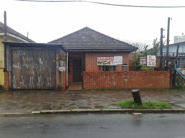 Terreno - Casa 4 Dorm, São José, Porto Alegre (106962)