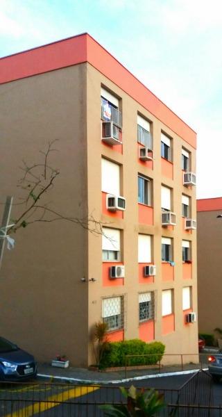 Ed. Brasilia - Apto 3 Dorm, Cristal, Porto Alegre (107005)